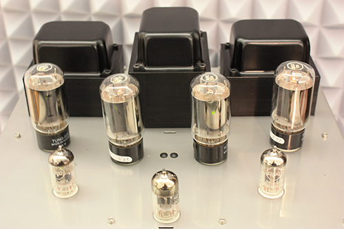 Jadis diapason tubes 6L6 TS