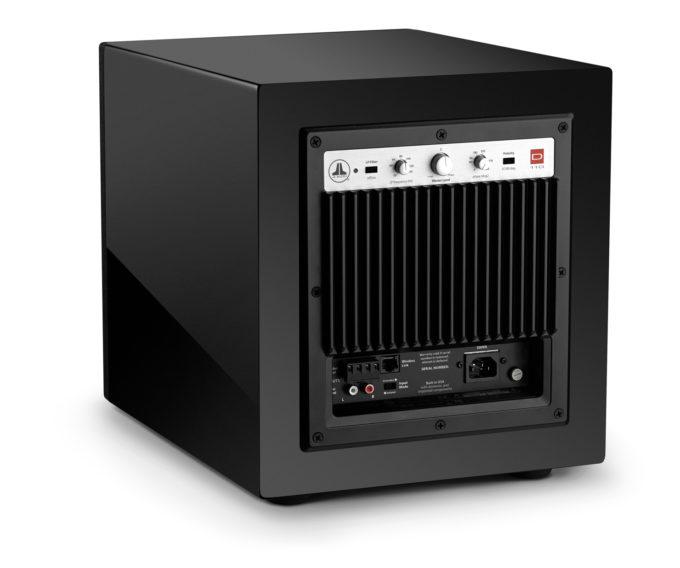 Dominion JL Audio Sub 110 arrière