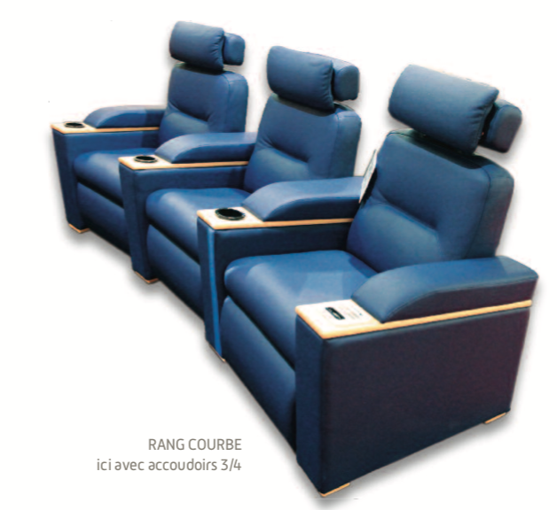Fauteuil Oray Zoom Options