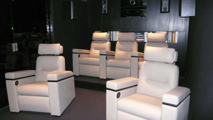 Fauteuils Zoom Oray Home cinema
