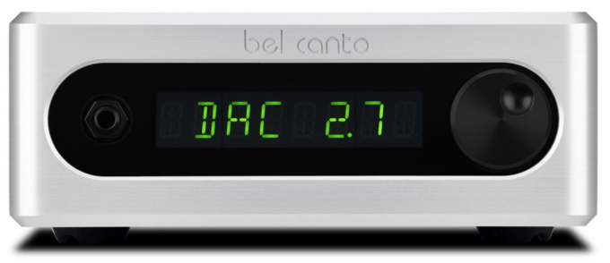 Dac 2.7 Bel Canto Face