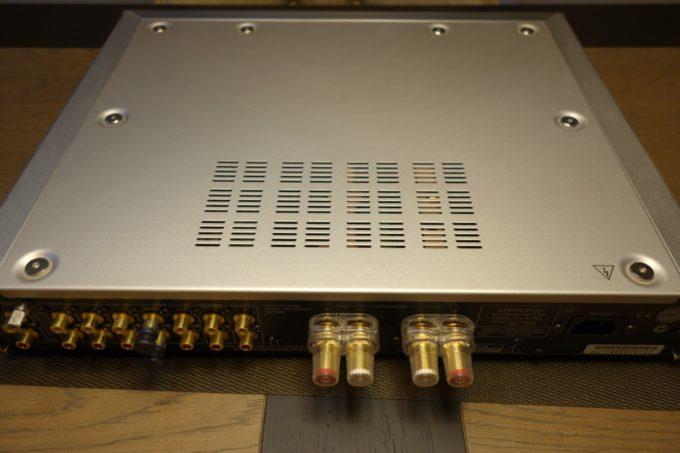 Onkyo A1VL Back amplificateur