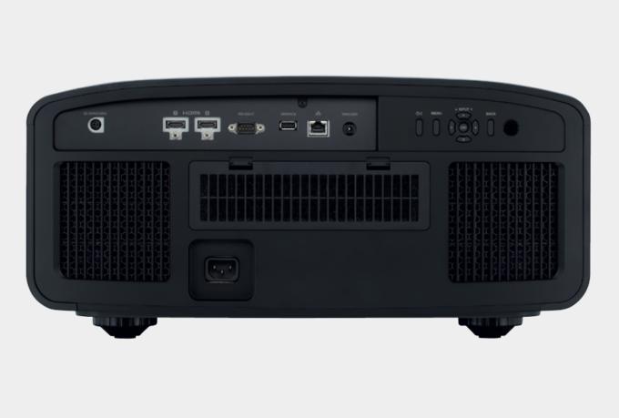 JVC DLA NX9B arrière